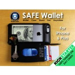 SAFE Wallet Case for iPhone 6 Plus
