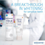 Sensodyne True White Sensitive Teeth Whitening Toothpaste