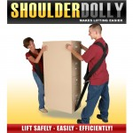 Shoulder Dolly Moving Straps