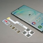 SIMORE - Multi SIM Adapters for Galaxy-Note-10+