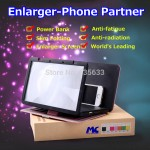 Smartphone Screen Magnifier Stand with Power bank