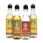 Starbucks Naturally Flavored Coffee Syrup