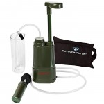 SURVIVOR FILTER PRO Portable Water Filter Pump