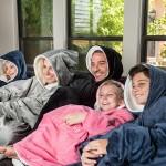 The Original Comfy - Cozy Sherpa Blanket Sweatshirt