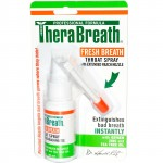 TheraBreath Fresh Breath Throat Spray