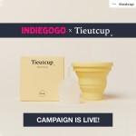 Tieutcup - Revolutionary Menstrual Cup