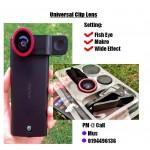 Universal 3 in 1 Lens Kit