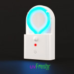 uvFreshr Mini UV Light Sterilizer