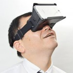 VR 3D Head Mount for Smartphone