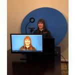Webaround Big Shot Portable Webcam Background