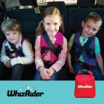 WhizRider - The Car Seat on the go
