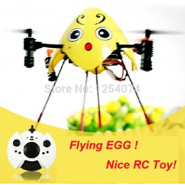 3D Flying Egg RC Quadcopter