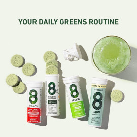 8Greens Immunity and Energy Effervescent Tablets