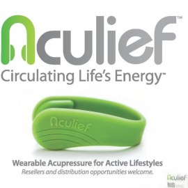 Aculief - Wearable Acupressure Device