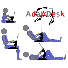 AdapDesk - Portable Work Station