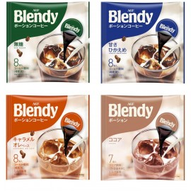 AGF lounge Blendy  Potion concentrated coffee