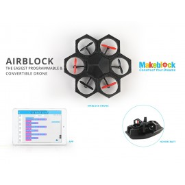 Airblock - Modular and Programmable Drone