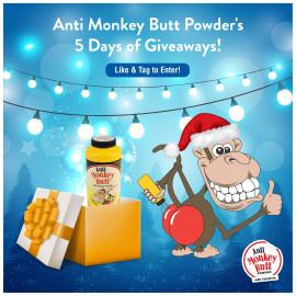 Anti Monkey Butt Powder