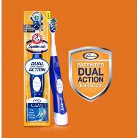 Arm & Hammer Spinbrush Electric Toothbrush Pros