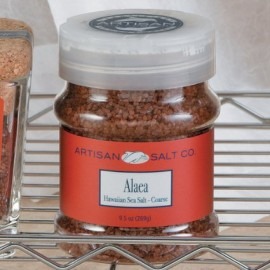 Artisan® Gourmet Sea Salts - Flip Top Jars