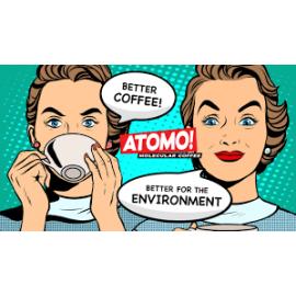 Atomo - invented molecular coffee