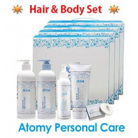 Atomy hair and body