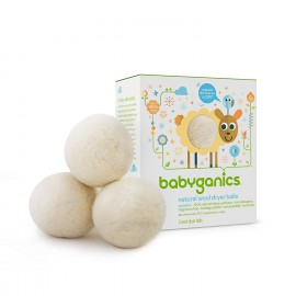 babyganics natural wool dryer balls