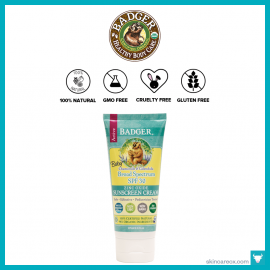 Badger Balm Clear Zinc Sunscreen