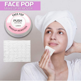 Barberupp Face Pop Makeup Remover Wipes