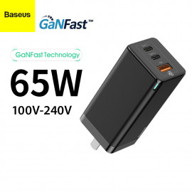 Baseus GaN 65W Mini Travel Charger
