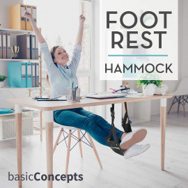 BASIC CONCEPTS Airplane Foot Hammock