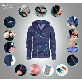 BAUBAX - TRAVEL JACKET