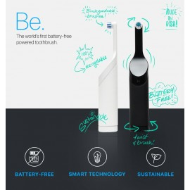 Be - Battery-Free Powered Toothbrush