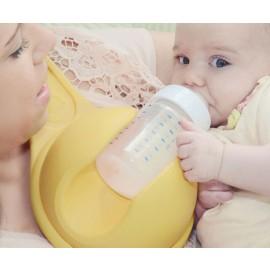 Beebo - Free Hand Baby Bottle Holder