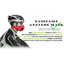Bike Activated Charcoal Face Mask
