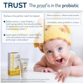 BioGaia Probiotics Drops With Vitamin D
