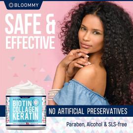 Bloommy Biotin Collagen & Keratin Hair Mask