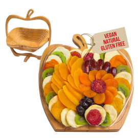BONNIE AND POP Dried Fruit Gift Basket