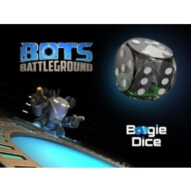 Boogie Dice - sound activated gaming dice