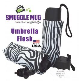 BoozeBrella Umbrella Flasks