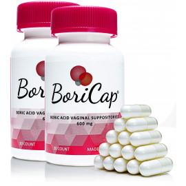 BoriCap Boric Acid Suppositories