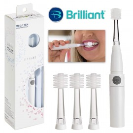 BRILLIANT LUMI TRAVEL SONIC TOOTHBRUSH