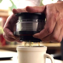 Cafflano Kompact - Simple Pressing Coffee Brewer