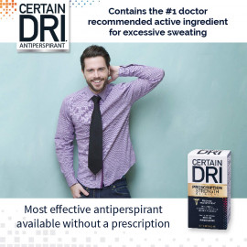 Certain Dri Prescription Strength Clinical Antiperspirant