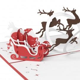 Christmas 3D card