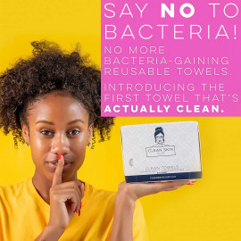 Clean Skin Club - Clean Towels