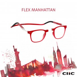 CliC Manhattan FLEX reading glasses