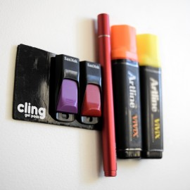 Cling nano - SECURE ANYTHING ANYWHERE
