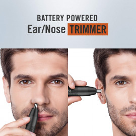ConairMAN Cordless Ear Nose Trimmer