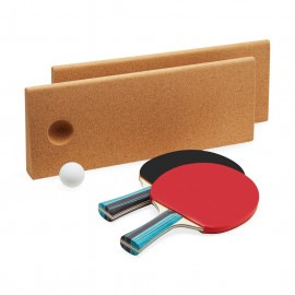 CorkNet - A Table Tennis Net set